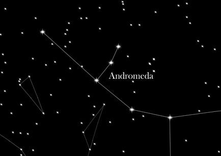 Stjernetegnet Andromeda