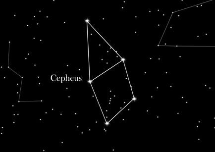 Stjernetegnet Cepheus