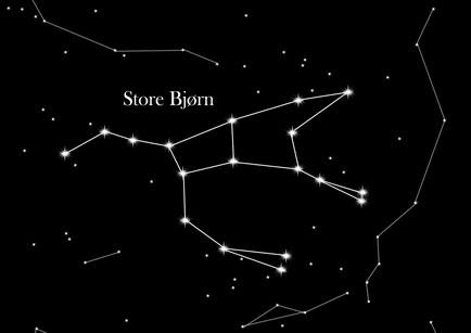 Stjernetegnet Store Bjørn