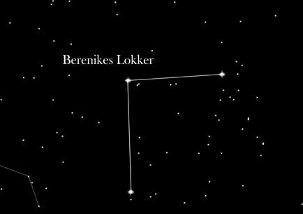 Stjernetegnet Berenikes Lokker